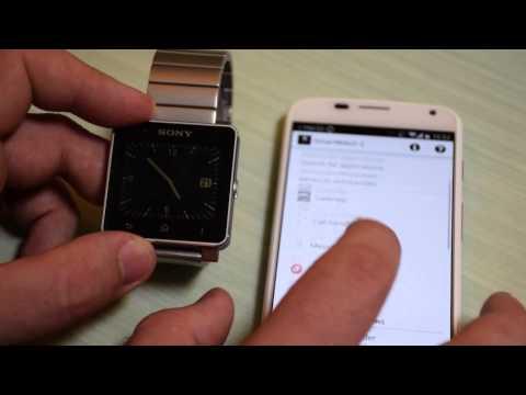 Sony Smartwatch 2 SW2 in Metallo, la nostra recensione