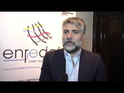 Entrevista a Pedro Sáez, Socio Director Urbana IDR. Enrédate Alzira