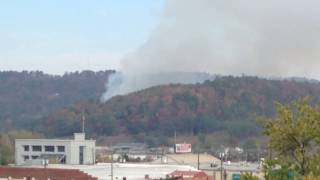 Gadsden (AL) United States  city photos gallery : Gadsden wildfire