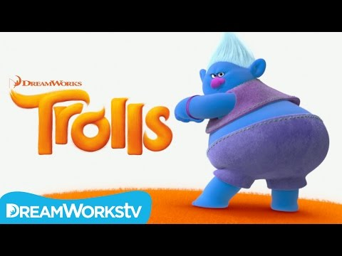 New movie: Trolls. Dreamworks' ode to the always-naked, jeweled- belly button, collectors items from your childhood