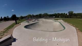 "Video Belding Michigan Skatepark ""sk8parkatlas"" MP3, 3GP, MP4, WEBM, AVI, FLV Desember 2017"