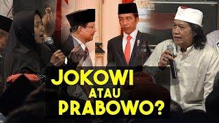 Video Ditanya Pilih Jokowi atau Prabowo, Begini Jawaban dan Saran Cak Nun MP3, 3GP, MP4, WEBM, AVI, FLV Februari 2019