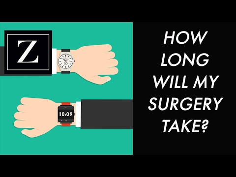 How Long Does A Hair Transplant Surgery Take To Perform At Ziering Medical?