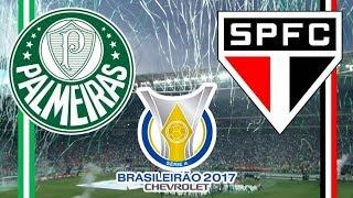 Veja o jogo do Palmeiras x São Paulo (27/08/2017) Campeonato Brasileiro e Melhores Momentos AO VIVO. Link na descrição.