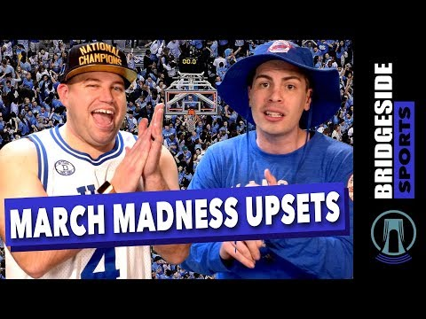 March Madness Upsets (2018) | Pick 'Em with Donnie & Boo