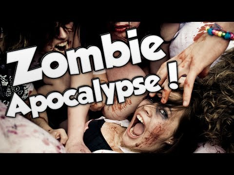 ZOMBIE APOCALYPSE 2014! (Zombie Defense Squad Funny Moments)