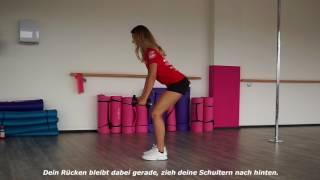 Katahrina von fitnesskitchenlove zeigt dir in der #ÜbungderWoche wie du eine Ruder-Übung in dein Krafttraining integrieren kannst. Wenn du dies beachtest ...