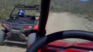 7. RZR 170 Clone Odes 150 - Max speed Stock 30-35+mph
