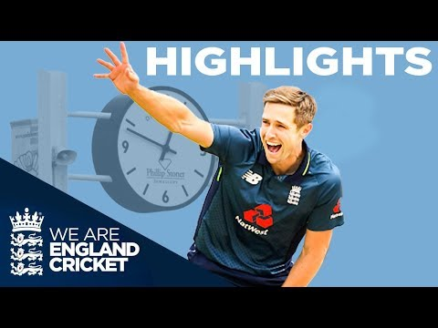 Woakes Takes 5 As England Run Rampant | England V Pakistan 5th ODI 2019 - Highlights