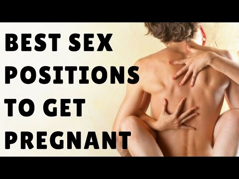 How To Get Pregnancy Naturally | Best Sex Position To Get Pregnant Faster | Health Tips