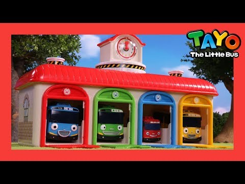 Tayo BINGO l Tayo toys are flying! l Nursery Rhymes l Tayo the Little Bus