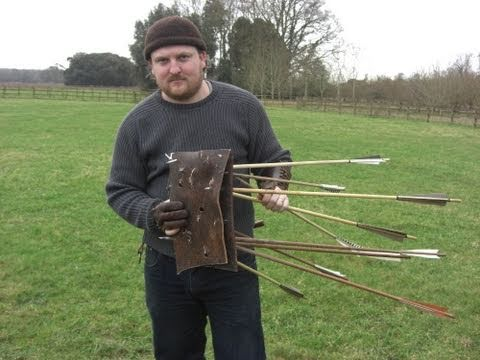 The Longbow Vs Cuir Bouilli (Boiled Leather)