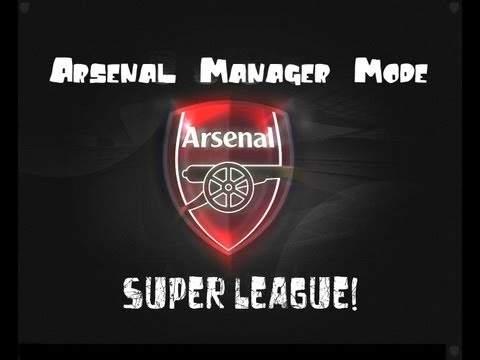 FIFA 12 - Arsenal FC - Super-League - Manager Mode Commentary - Season 1 - Episode 13