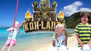 Video Challenge KOH LANTA    l ' ile au tresor MP3, 3GP, MP4, WEBM, AVI, FLV Juni 2017