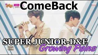 Download Lagu [Comeback Stage] SUPER JUNIOR-D&E - Growing Pains, 슈퍼주니어-D&E - 너는 나만큼 Show Music core 20150307 Mp3