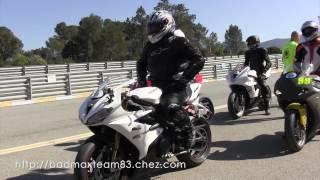 Vidéo réalisée lors de la sortie piste moto au circuit du Luc en Provence le 09/04/2017.Clip de Yohan ROGER - Triumph Daytona 675RRéalisation Robert ROGERhttp://badmaxteam83.chez.com