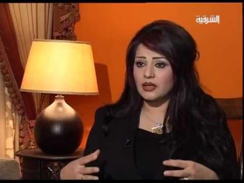 ايناس طالب - امراة مع رجال في الظل - ايناس طالب انتاج قناة الشرقية.