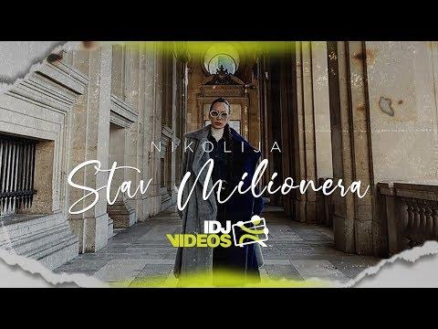 Nikolija - Stav milionera - nova pesma, tekst pesme i tv spot