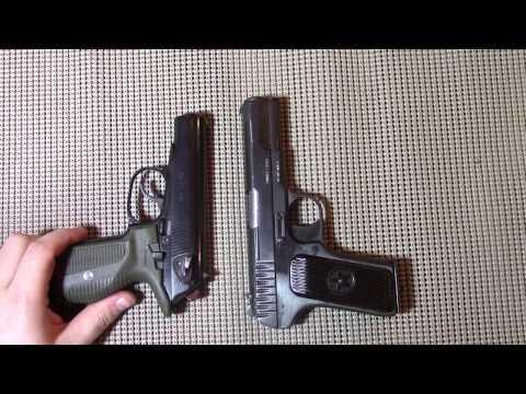 Soviet Pistols- Makarov and TT tabletop