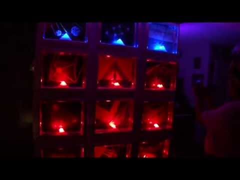 New Color Changing LED Lights With Remotes In Paintings
