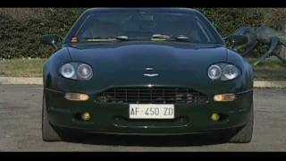 Aston Martin DB 7 - Dream Cars