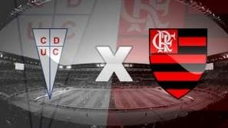 Universidad Católica 1 x 0 Flamengo - JOGO COMPLETO GLOBO HD - Libertadores 2017.