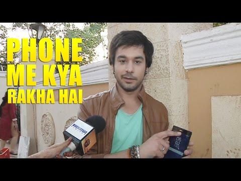 Manish Goplani aka Bihan of Thapki Phone Mey Kya R