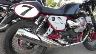 5. 2012 Moto Guzzi V7 Racer -- USA Bike #2