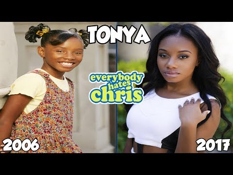 Everybody Hates Chris  Then And Now 2017