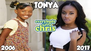 Video Everybody Hates Chris  Then And Now 2017 download in MP3, 3GP, MP4, WEBM, AVI, FLV January 2017