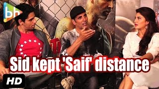 "Video ""Sidharth Malhotra Kept Saif Distance From Kareena Kapoor"": Akshay Kumar MP3, 3GP, MP4, WEBM, AVI, FLV Januari 2019"