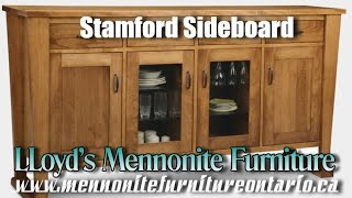 Mennonite Stamford Sideboard