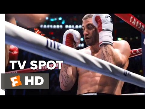 Southpaw (TV Spot 'Champions Always Triumph')