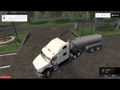 Peterbilt Roadtrain v1.0