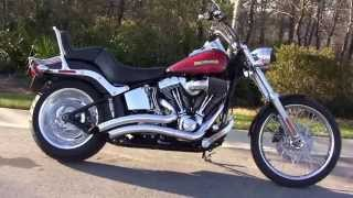 2. Used 2010 Harley Davidson FXSTC Softail Custom Motorcycles for sale