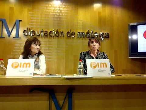 Presentación de los Puntos de Información a la Mujer