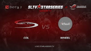 Wheel vs coL, game 1