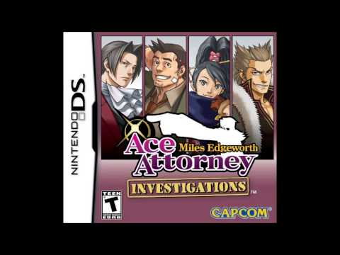 Ace Attorney OST Deluxe
