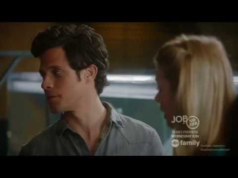 Stitchers 1x10: Cameron & Kirsten #6 (Cameron: Want to know how you can believe me? This is how.)