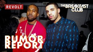 Drake reportedly working with Kanye on new music | Rumor Report