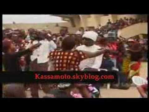 ALL Congo*Stars' Arrival @ Madilu's Funeral pt_3 (Dancin)