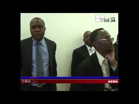 TÉLÉ 24 LIVE:  Kabila, Kagame et Museveni chez Sassou pour parler de la paix en RDC à OYO, Congo Brazzaville
