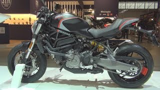 9. Ducati Monster 821 Stealth (2020) Exterior and Interior
