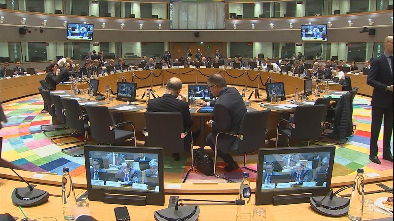 Συνεδρίαση Eurogroup 18-12-2018