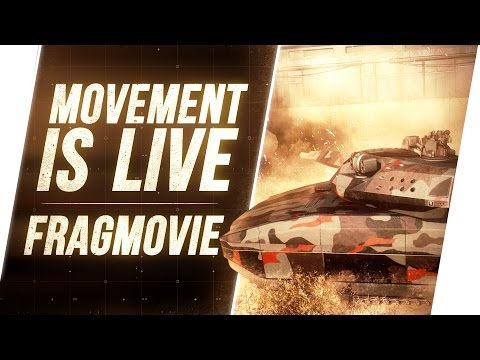 MOVEMENT IS LIFE | Armored Warfare movie by ЭTOSTONE
