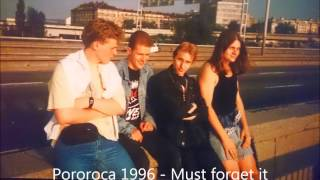 Video Must Forget It - Pororoca 1996 (STEREO remaster 2015)