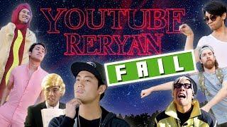 Video YouTube ReRyan FAIL! MP3, 3GP, MP4, WEBM, AVI, FLV November 2018