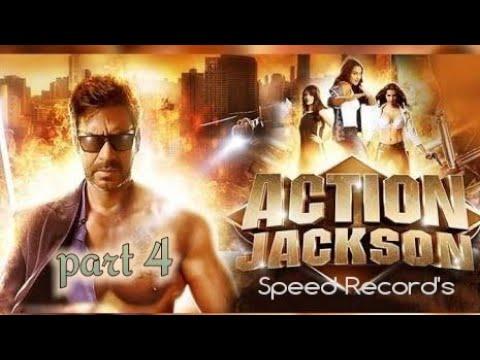 Action Jackson 2014 full Hindi movie Ajay Devgan Blockbuster part 4