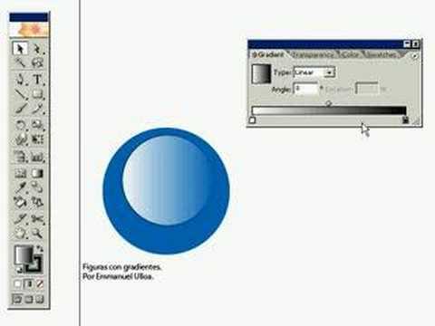 Transparencias en Adobe Illustrator