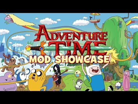 4 - Welcome to our very first duo Mod Showcase! In this episode, we feature the updated Adventure Time Mod for Minecraft 1.6.4! Let us know your thoughts on the video and leave a LIKE if you enjoyed...